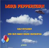 Cover CD 'LORD PEPPERCORN' (6K)